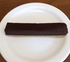 スティックチョコレートケーキ
