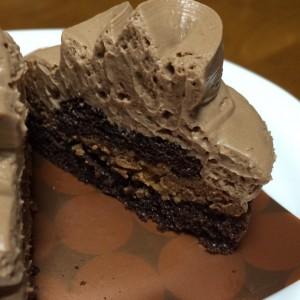 ケーキ断面