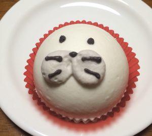 あざらしムースケーキ
