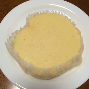 マスカルポーネチーズのスフレケーキ