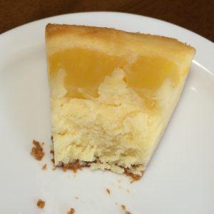 パインケーキ断面