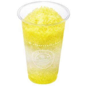 かき氷 ソルティレモン