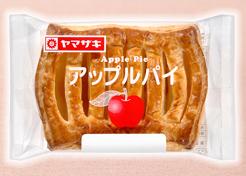 山崎パン アップルパイ