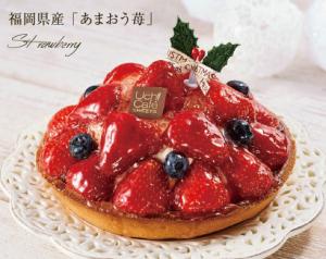 苺のタルト〈香るジュレ付き〉(5号相当)