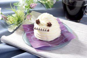 おばけのケーキ チョコレート
