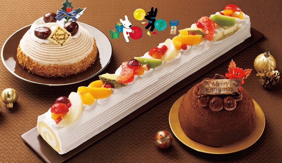 バラエティケーキ
