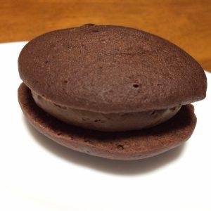 こいくち チョコクリーム側面