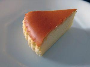 チーズスフレケーキ