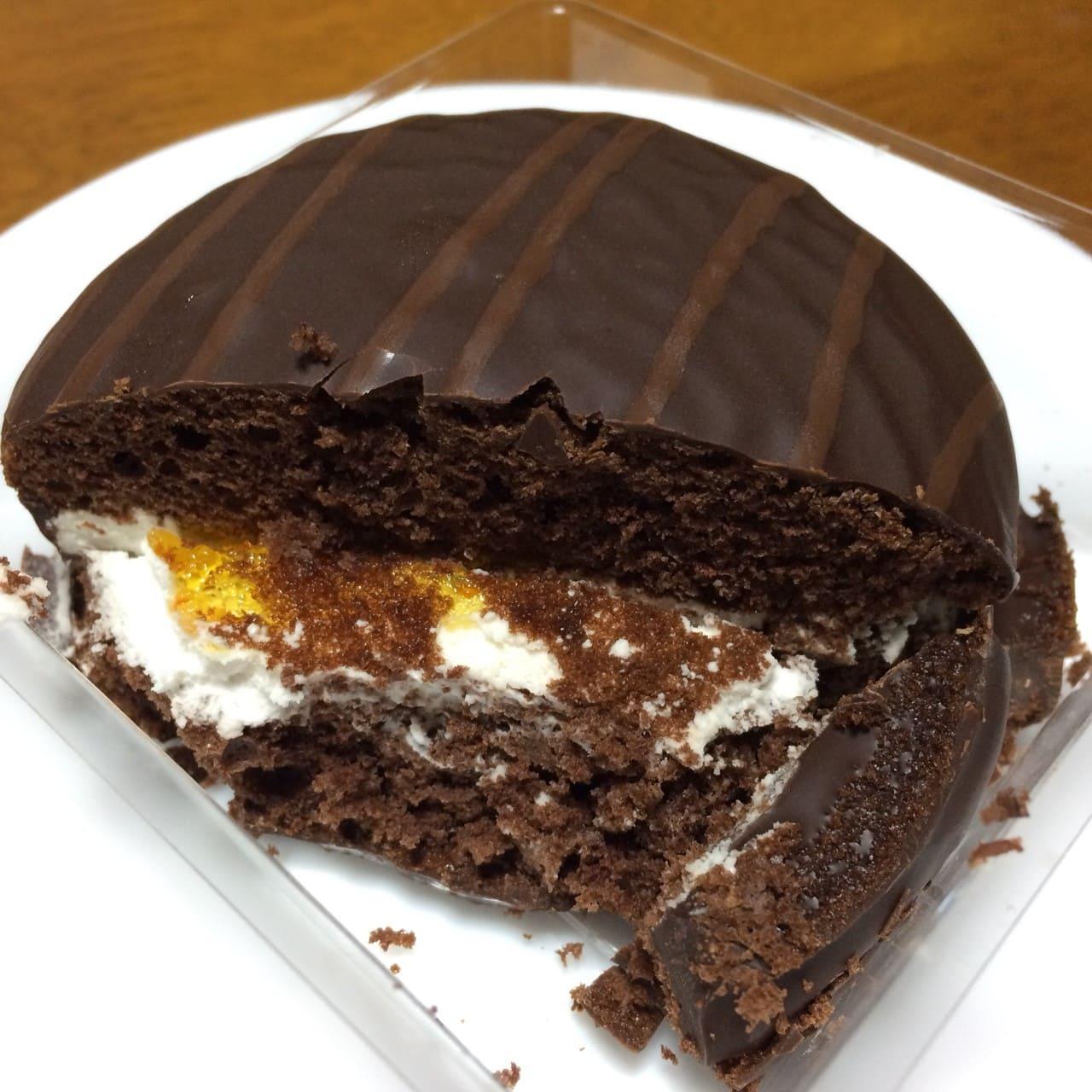 濃厚ショコラサンド断面2