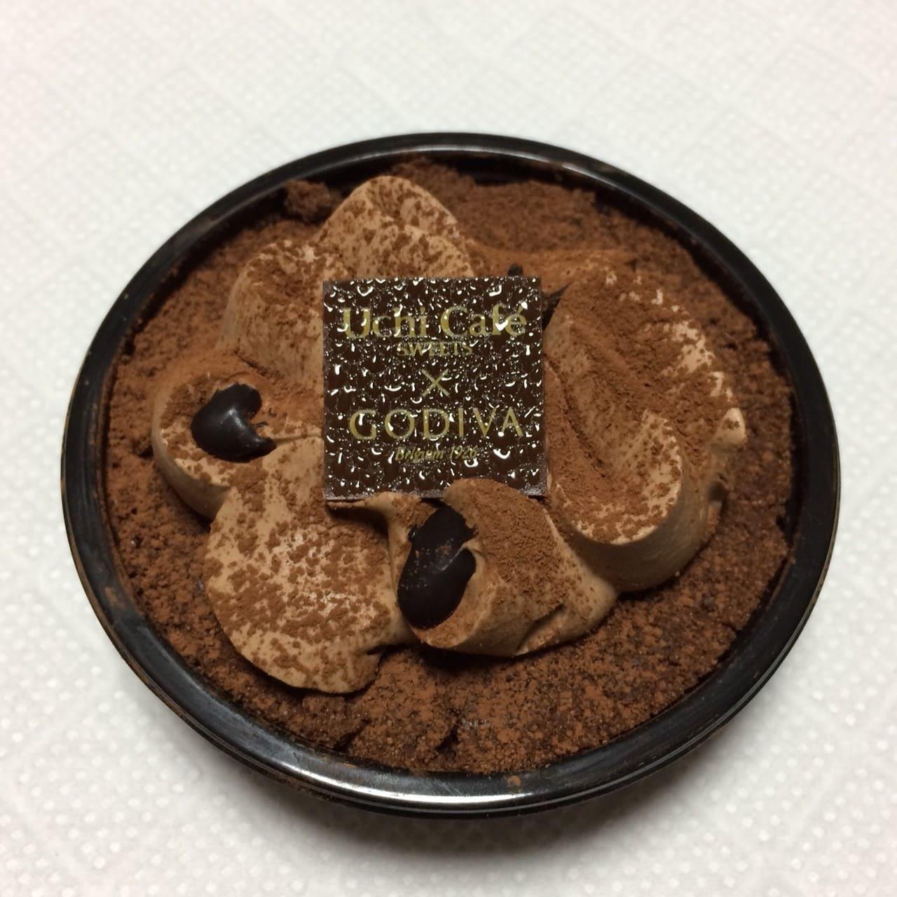 ゴディバ ショコラロールケーキ