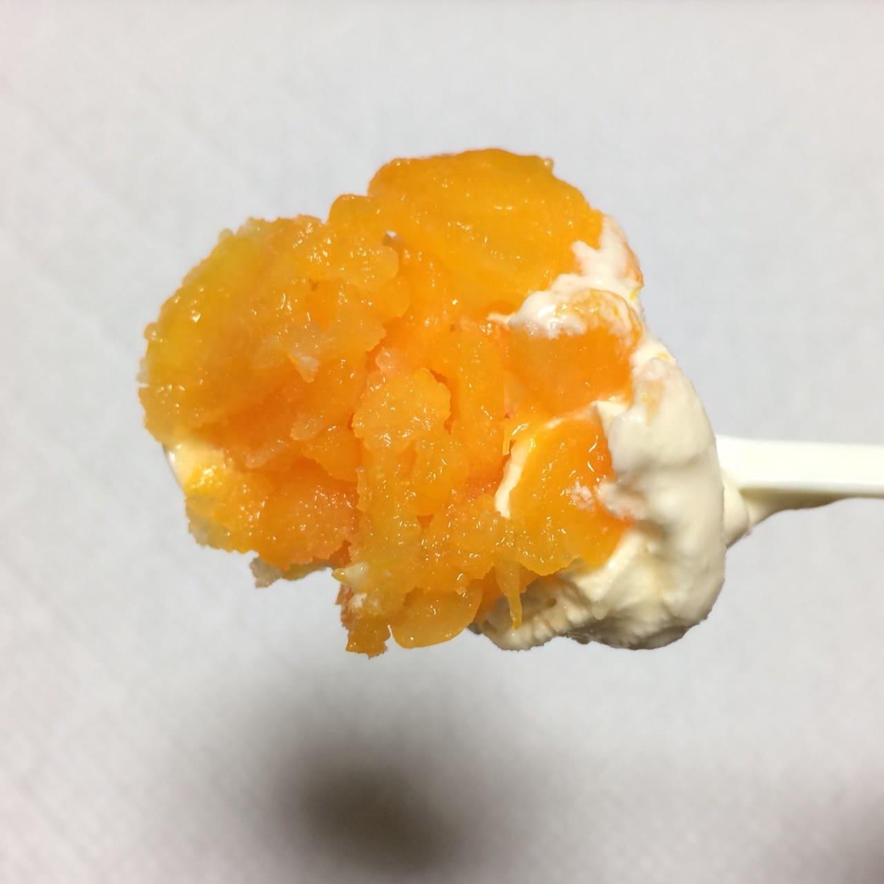 果実氷みかん