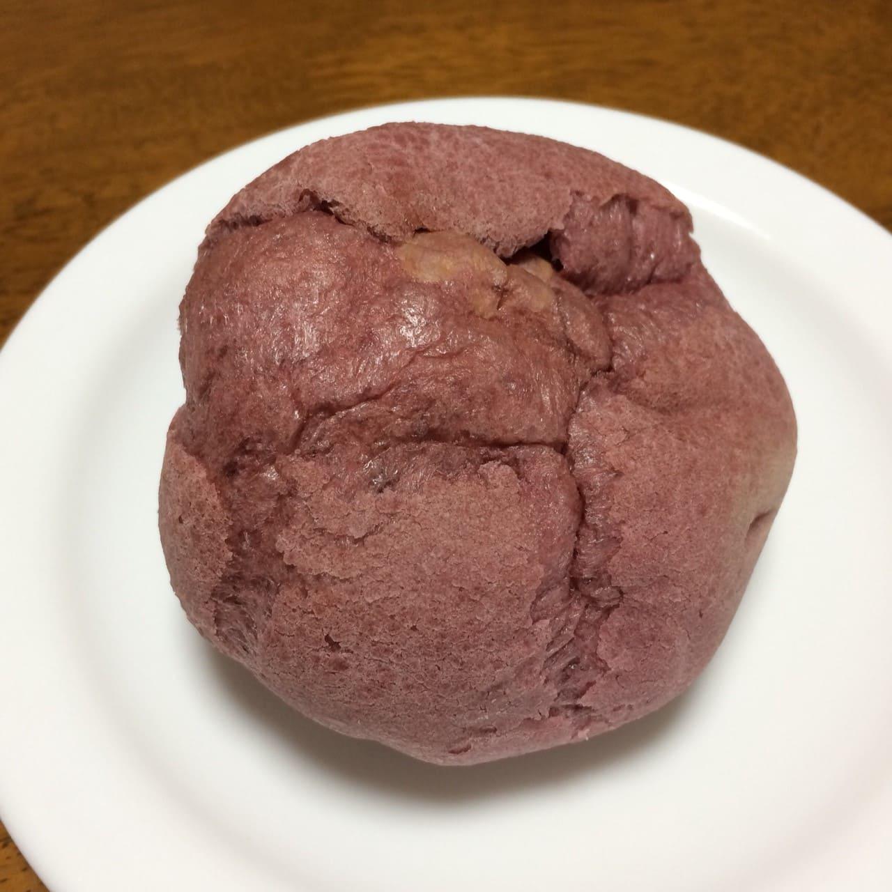 安納芋のシュークリーム