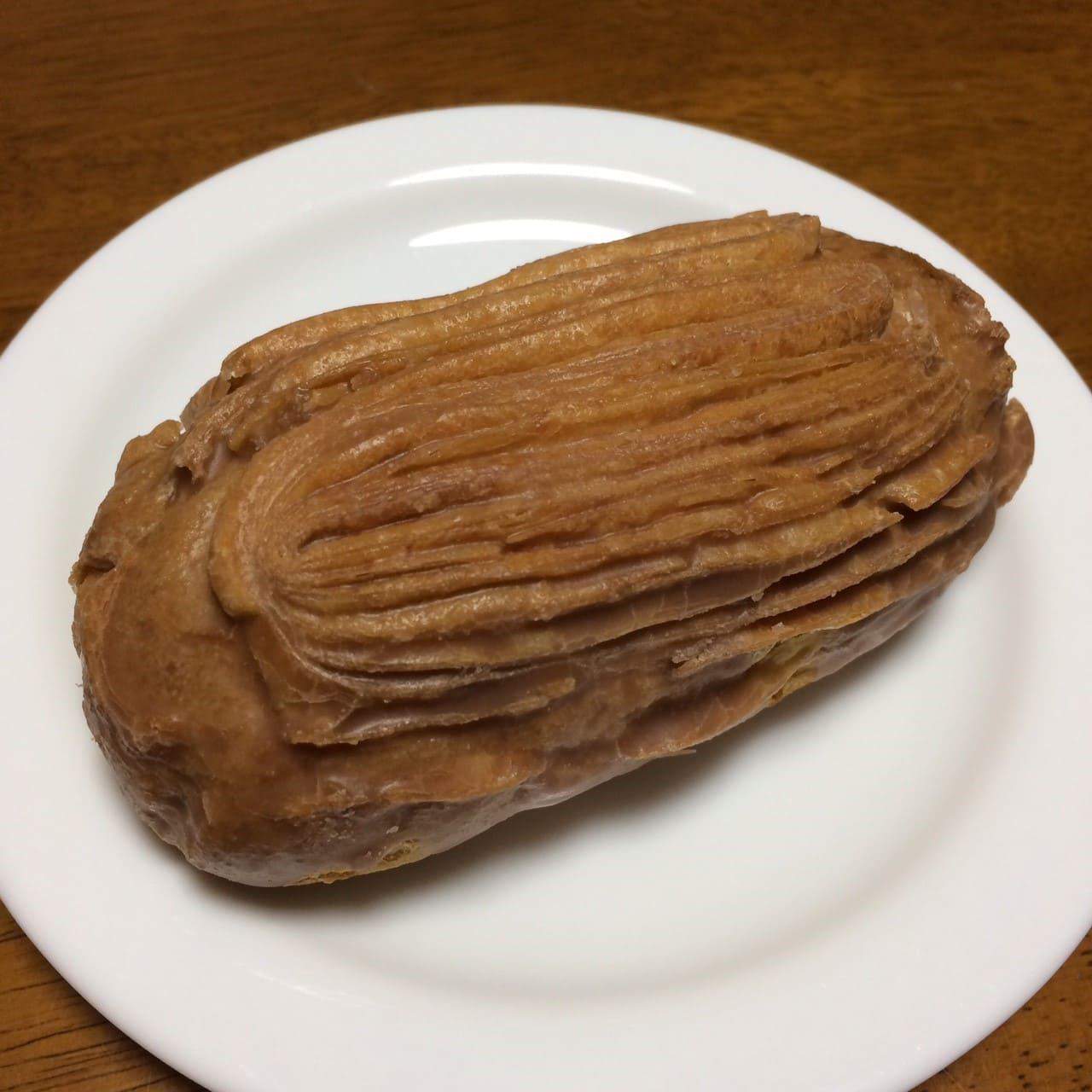 パイエクレア(バニラミルククリーム)