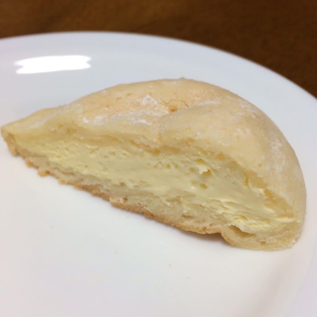 もちぽにょチーズラテオ断面