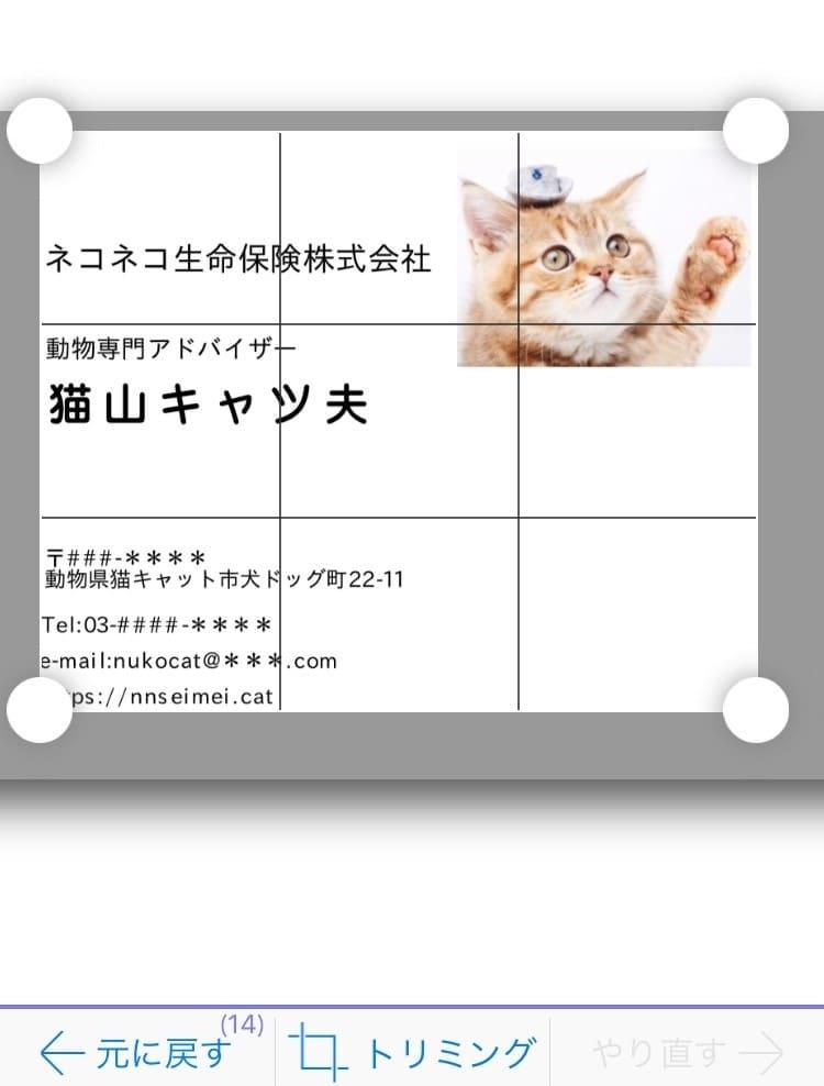 セブンイレブン名刺印刷方法24