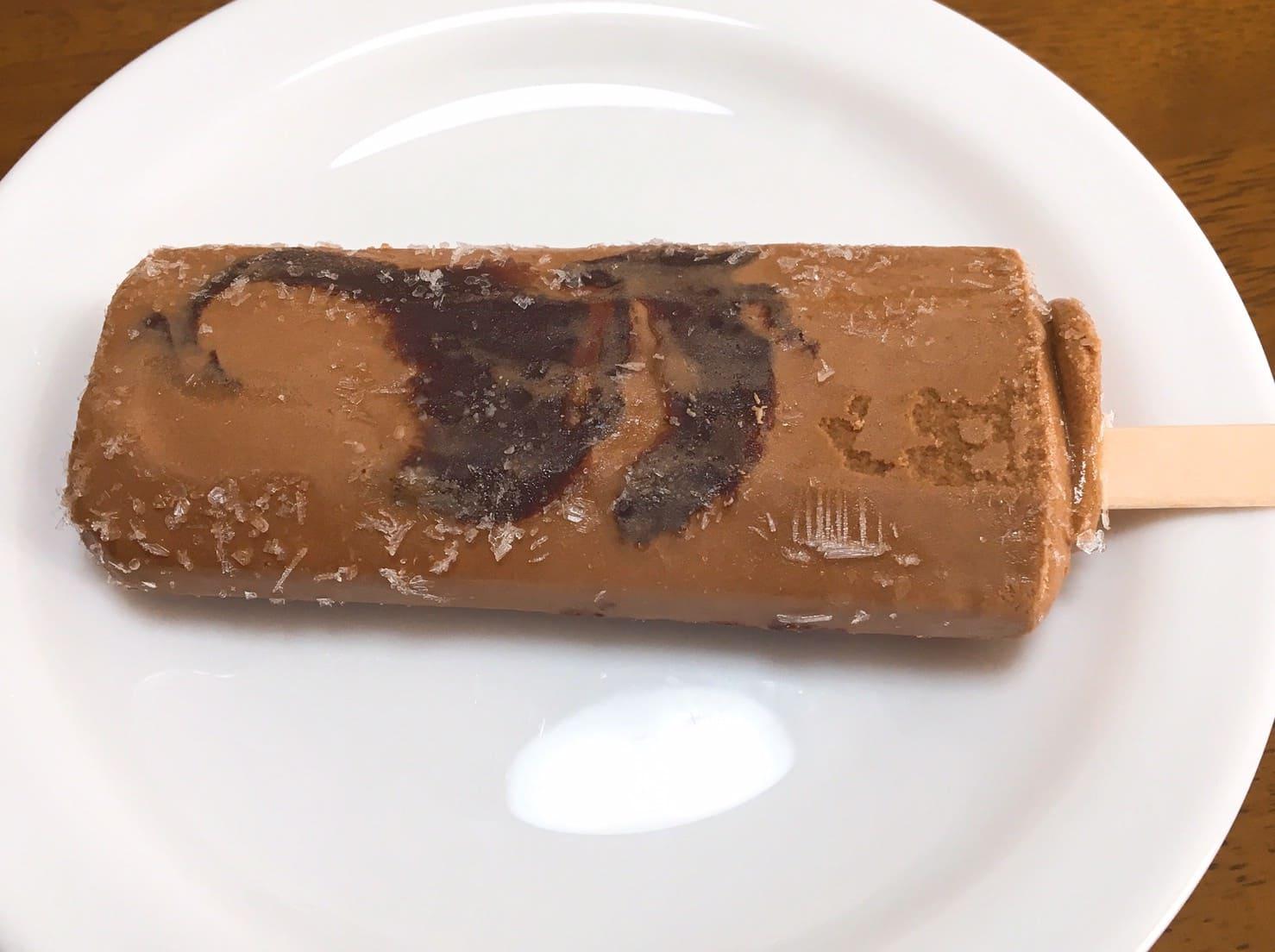 チョコバッキー チョコ