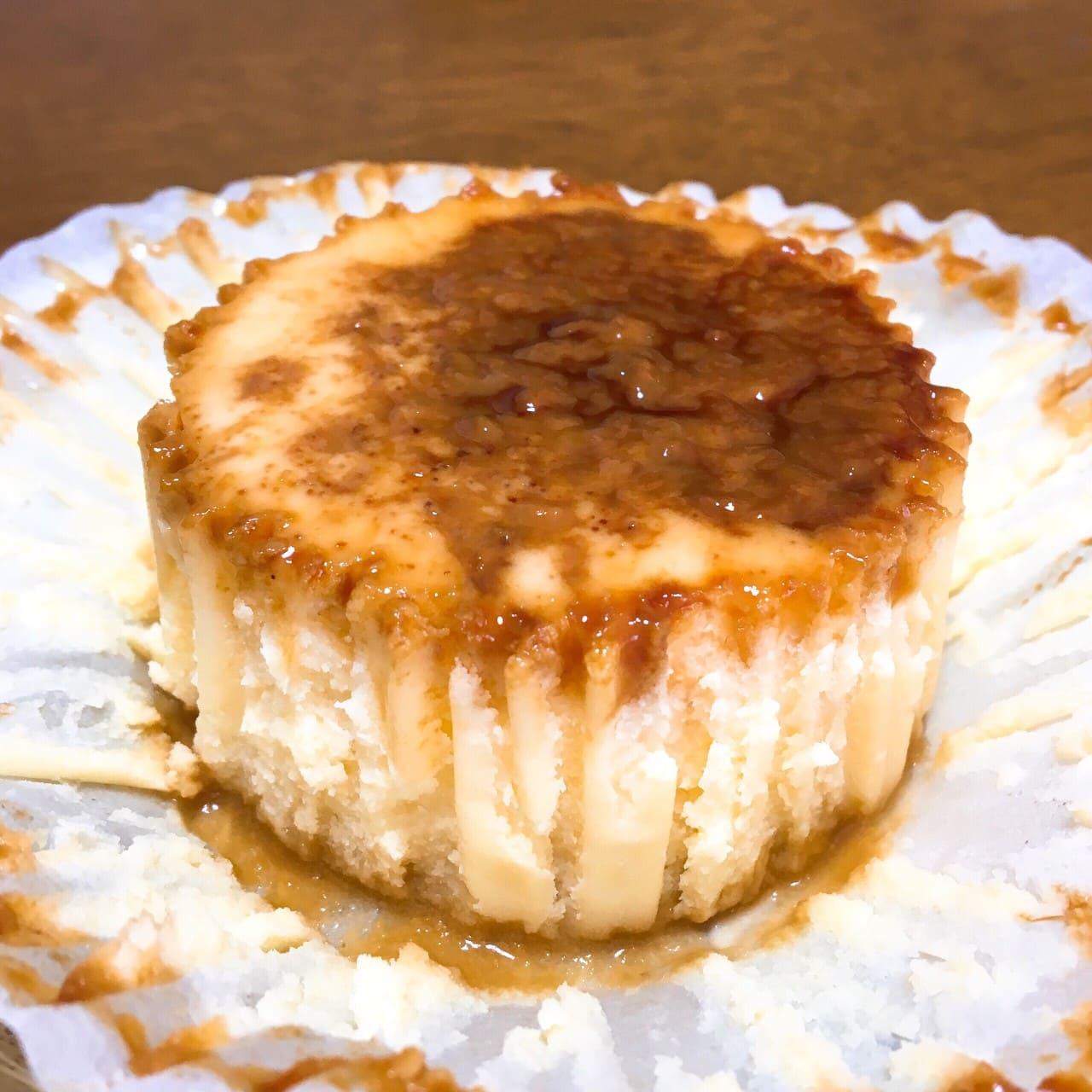 バスチー ‐バスク風チーズケーキ‐側面