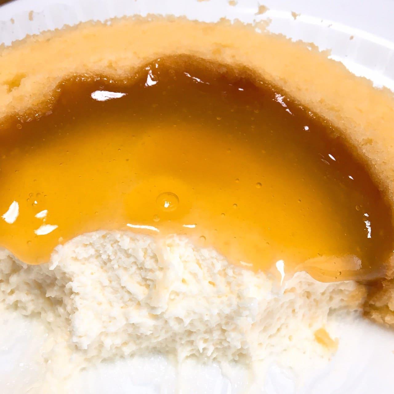 PABLO チーズロールケーキ断面