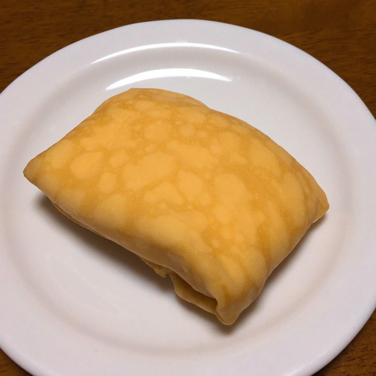 もっちりクレープ ダブルレアチーズクリーム