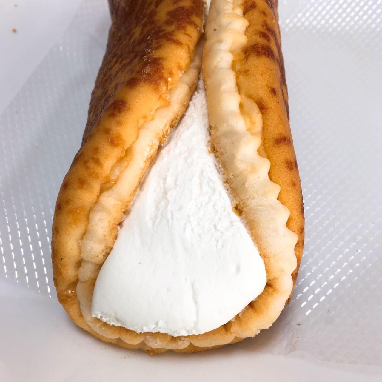 チーズ好きのためのチーズケーキのホイップ