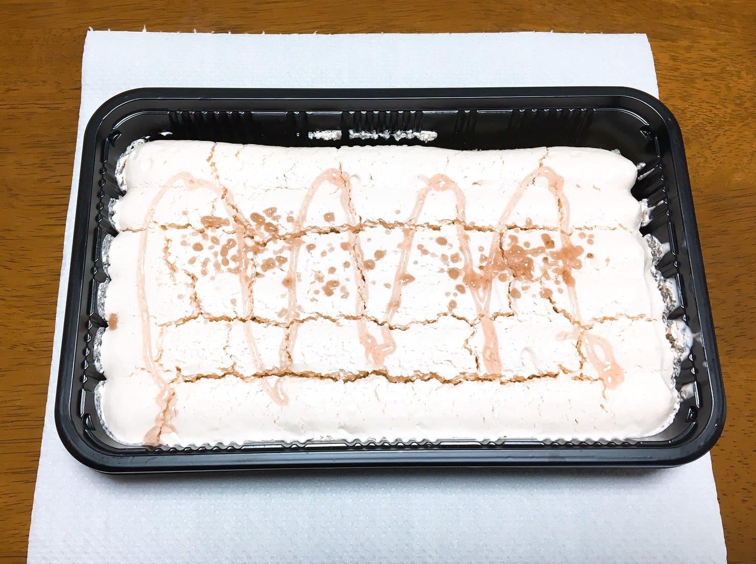 オランジェ ストロベリーケーキ